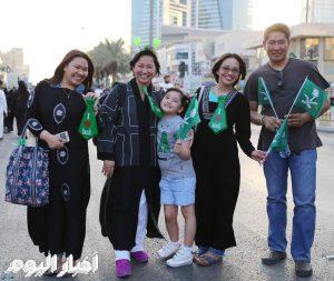 صور اليوم الوطني للمملكة العربية السعودية