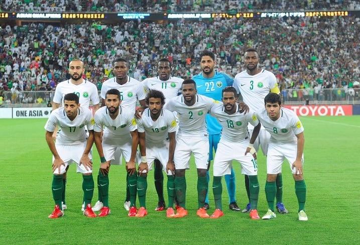 موعد مباراة السعودية وأوكرانيا اليوم