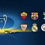 نتيجة قرعة ربع نهائي دوري أبطال أوربا 2018 ليفربول أمام متصدر الدوري الانجليزي