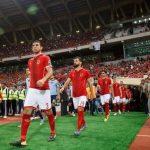 موعد مباراة الأهلي وطنطا في الدوري المصري
