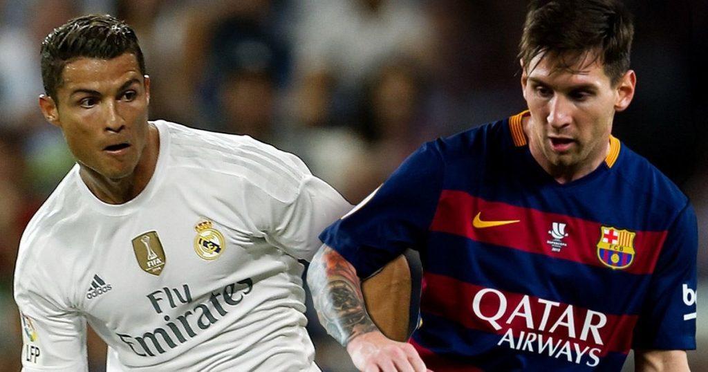 مشاهدة مباراة الكلاسيكو بين نادي ريال مدريد وبرشلونة بطولة الدوري الأسباني 2018