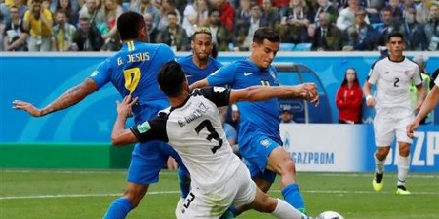 نتيجة مباراة البرازيل وصربيا اليوم