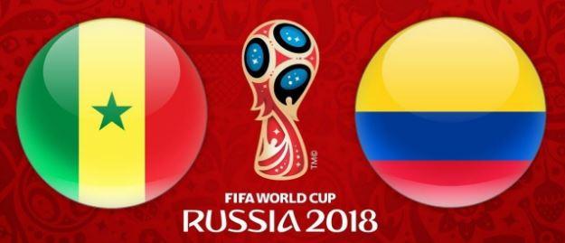 نتيجة مباراة السنغال وكولومبيا اليوم