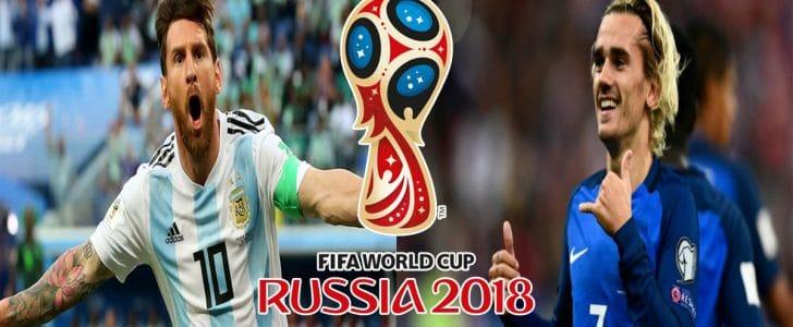 نتيجة مباراة فرنسا والأرجنتين اليوم