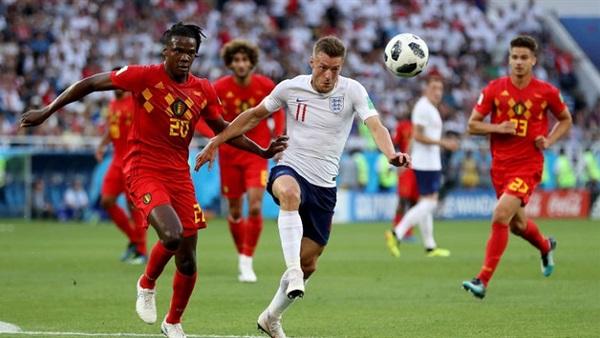 مباراة انجلترا وبلجيكا اليوم بث مباشر
