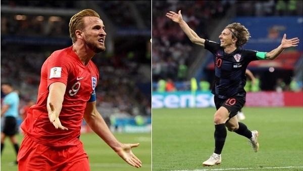 مباراة انجلترا وكرواتيا اليوم كاس العالم
