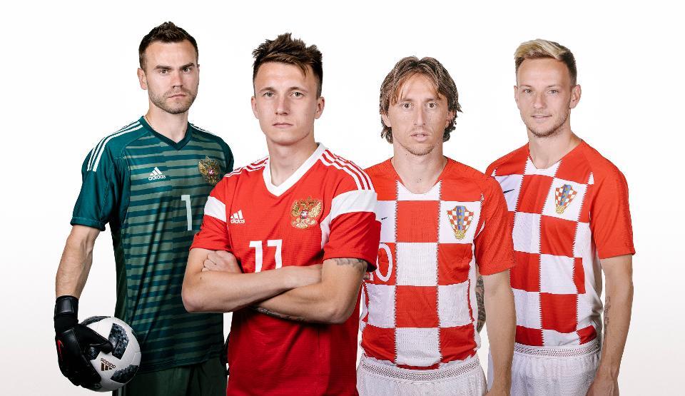 نتيجة وملخص مباراة كرواتيا وروسيا اليوم